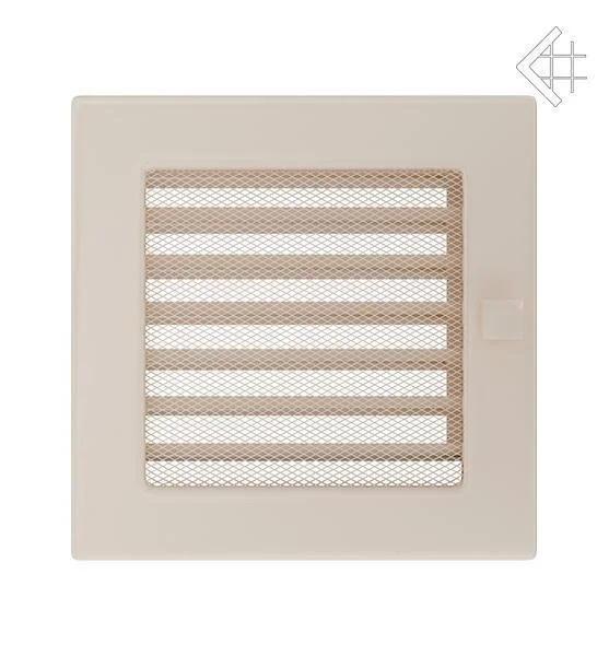 Вентиляционная решетка кремовая Kratki