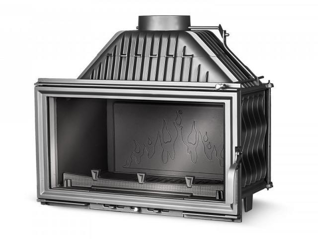 Kawmet W15 18 кВт с шибером