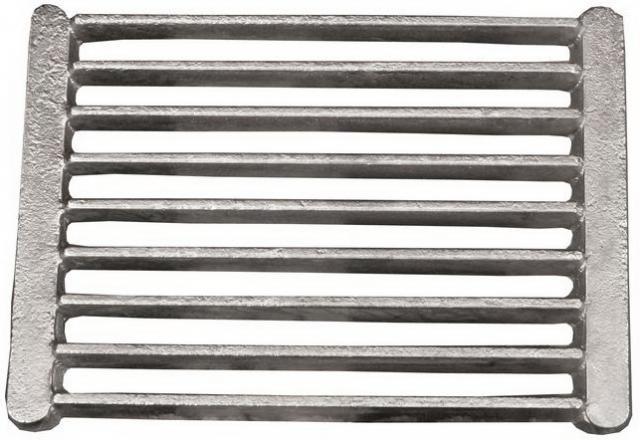 Решетка колосниковая чугунная 180х250 мм