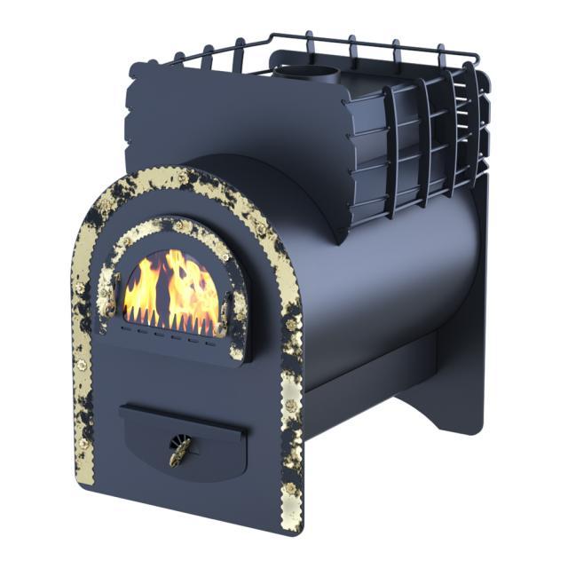Банная печь «Добрыня»