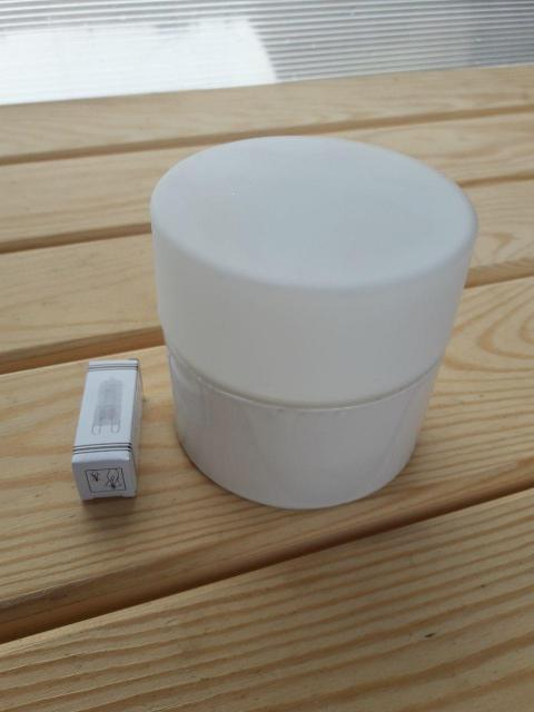 Светильник для бани керамический ШАЙБА