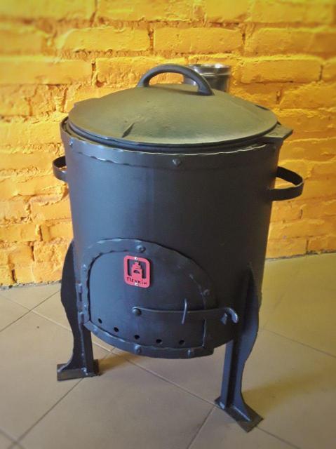 Печь под казан 12 - 20 литров