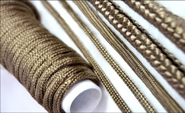 Базальтовый шнур (толщина 4мм.)