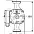 Насос циркуляционный Grundfos UPS 25-40